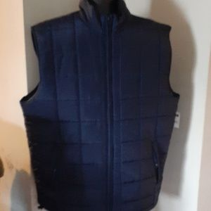 Mens Chaps Quilted Vest